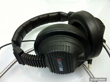 Studio clearance: German Maestro GMP 8.40D Stereo Headphones,Armoured cable,Bulk