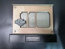 HARLEY DAVIDSON 110TH ANNIVERSARY PICTURE FRAME MARYVILLE TN SMOKY MOUNTAIN
