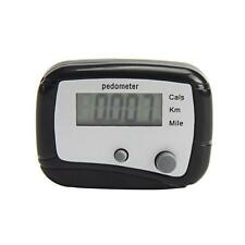 LCD Pedometer Step Walking Jogging Calorie Counter Distance Fitness+ Belt Clip