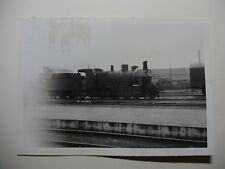 ESP797 - 1950s RENFE M.Z.A SPANISH RAILWAY - STEAM LOCOMOTIVE PHOTO Spain