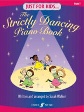 Just for Kids Strictly Dancing Piano Bk Walker, Sarah