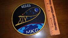 ISS MKC SPACE SHUTTLE SPACE EXPLORATION   SPACE PATCH  BX E#13
