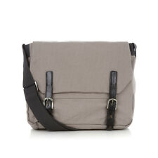 Grey/Orange Ally Capellino Satchel