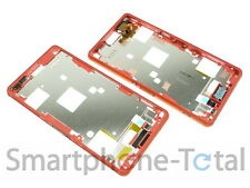 Original Sony Xperia Z3 compact  D5803 frame middle housing cover glue, orange