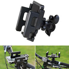 360 Degree Rotating Mountain Road Bike Cell Phone Holder Stand Mount Bracket New