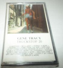 Gene Tracy Truckstop 20 cassette - SEALED