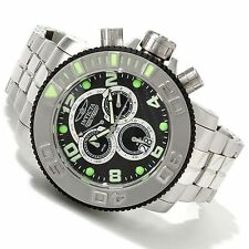 @NEW Invicta 58mm Sea Hunter Swiss Quartz Chronograph Carbon Fiber Watch 10762