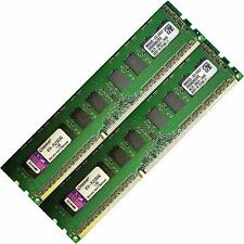 8GB(2x4GB) DDR3-1333MHz PC3 10600 Non-ECC Unbuffered 240 pin Desktop Memory(RAM)