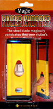 Magic Finger Chopper / Finger Guillotine Magic Trick with FREE SHIPPING!