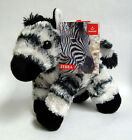 "Aurora Mini Flopsie ZANY The Zebra 8"" Plush New 31289"