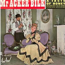 45T EP: Mr. Acker Bilk: a taste of honey + 3 titres. festival
