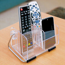 Controllo Remoto & MOBILE PHONE HOLDER STORAGE PLASTICA sostegno moderno