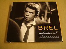 2-CD / JACQUES BREL - INFINIMENT