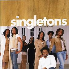 Pour Out Your Holy Spirit - Singletons (2002, CD NEUF)