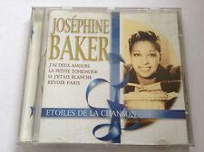 0724348559326 Les Etoiles De La Chanson by Josephine Baker (2008) FAST POST CD