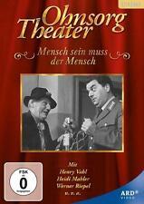 Werner Riepel - Ohnsorg-Theater: Mensch sein muss der Mensch
