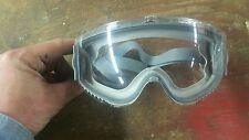 UVEX STEALTH SAFETY GOGGLES,  299600C-41CL000