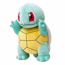 "Original Pokemon Center SQUIRTLE JUMBO Plush Toy Big Pokemon GO Doll 19"" Gift"
