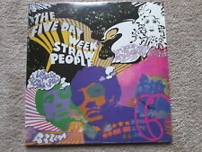 FIVE DAY WEEK STRAW PEOPLE - SAME - HARD / PSYCH ROCK - DOUBLE LP