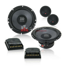 "Morel Tempo Ultra 602 Car Audio 6-1/2"" 2-Way 4 ohm Component Speaker System New"