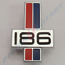 186 Front Guard, Boot Badge New for HK HT HG Kingswood Premier Monaro GTS Holden