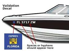 """TRAILER CAR BIKE BOAT DECALS $12.99CAN (16) 4"""" NUMBERS & LETTERS* FREE AIRMAIL !"""