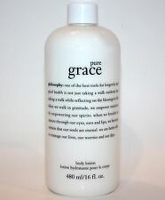 PHILOSOPHY  Pure Grace Body Lotion 16 oz. NEW with Pump