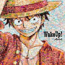 AAA-WAKE UP!-JAPAN CD+DVD Ltd/Ed / Type A / One Piece Version D73