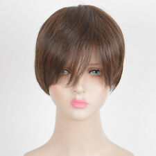 Chic Pixie Cropped Short Wig women's Synthetic hair Spikey classic cap Wigs