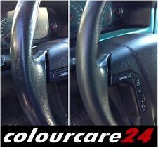 Kit Ritocco Colore Volante scolorato Pelle Antracite Ritocco Interni VW Golf 5