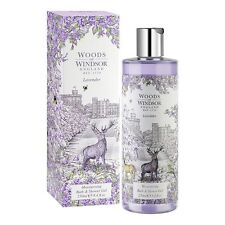 Woods of Windsor Lavender Moisturising Bath Shower Gel 250ml 8.45oz