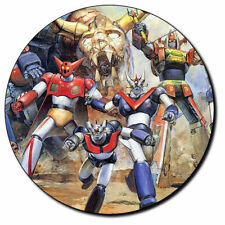 Parche imprimido, Iron on patch /Textil Sticker/ - Mazinger Z, B