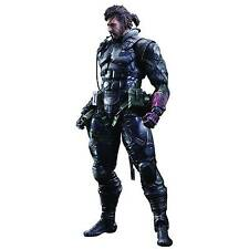 Metal Gear Solid V The Phantom Pain Play Arts Kai Venom Snake Sneaking