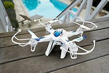 Lead Honor 2.4Ghz R/C Series Quadcopter 6-axis R/C Drone - 2.0 MP HD Camera