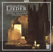 Brahms: Lieder (Complete Edition), Vol. 5, New Music