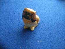 ROYAL DOULTON DOG ENTITLED PEKINESE SEATED  K6 (3)