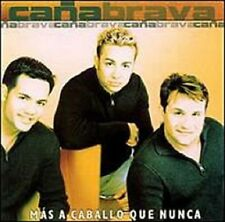 Mas a Caballo Que Nunca by Ca€a Brava (CD, Sep-1999, Sonolux)