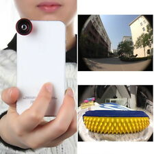 0.67 X Detachable Wide Angle Macro Camera Lens for Mobile Phones Phone Red F5