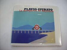 FLAVIO GIURATO - LA SCOMPARSA DI MAJORANA - CD NEW SEALED 2015
