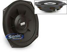 "Earthquake SWS-8X 300W 8"" Single 4 ohm Shallow-Mount Car Subwoofer/Sub Woofer"