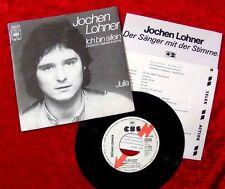 Single Jochen par sono da solo all by myself deuts