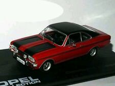 OPEL Commodore A Coupe Gs/e 1970-1971 rojo en escala 1/43rd