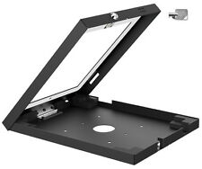 Anti-Theft Lockable Wall Desk Exhibition Mount Pad iPad 2 3 4 Air 1 2 Tablet