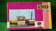 VINTAGE FALLER SIGNAL TOWER MODEL KIT HO #B-123