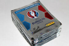 Panini ROAD TO UEFA EURO 2016 France STICKER – 50 TÜTEN PACKETS bustine sobres