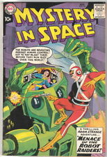 Mystery In Space Comic #53, 1st Adam Strange 1959 FINE-