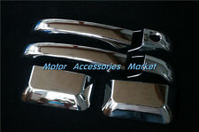 New Chrome Handle Cover Trim for JEEP Compass 2007-2011 2012 2013 2014