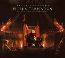 "WITHIN TEMPTATION ""BLACK SYMPHONY"" 2 CD NEU"