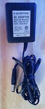 SCEPTRE Genuine AC Adaptor Power Supply PD-9300PL06 9vdc 300ma - FREE SHIPPING