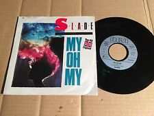 """SLADE - MY OH MY / KEEP YOUR HANDS OFF MY POWER SUPPLY - 7"""" PB 68119 (12)"""
